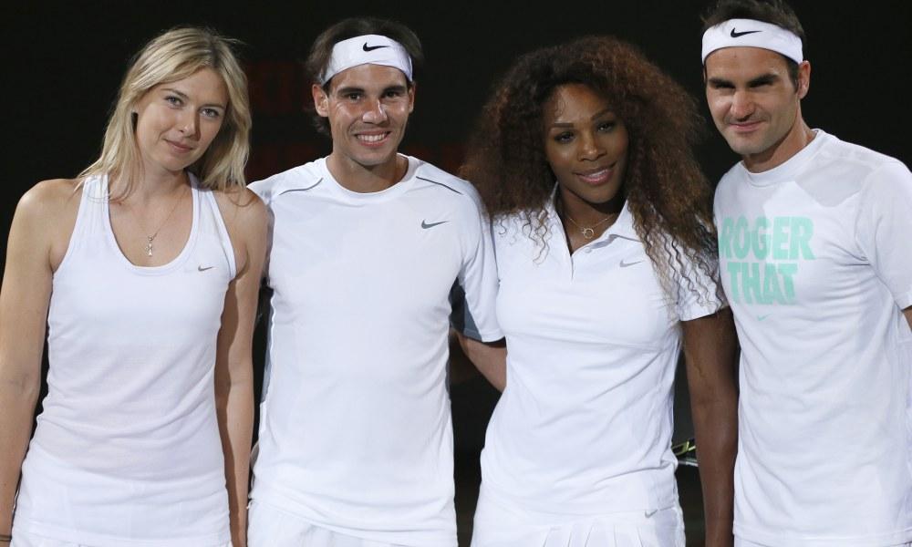 """El tenis está """"envejeciendo"""": Los top 10 rozan los 30"""