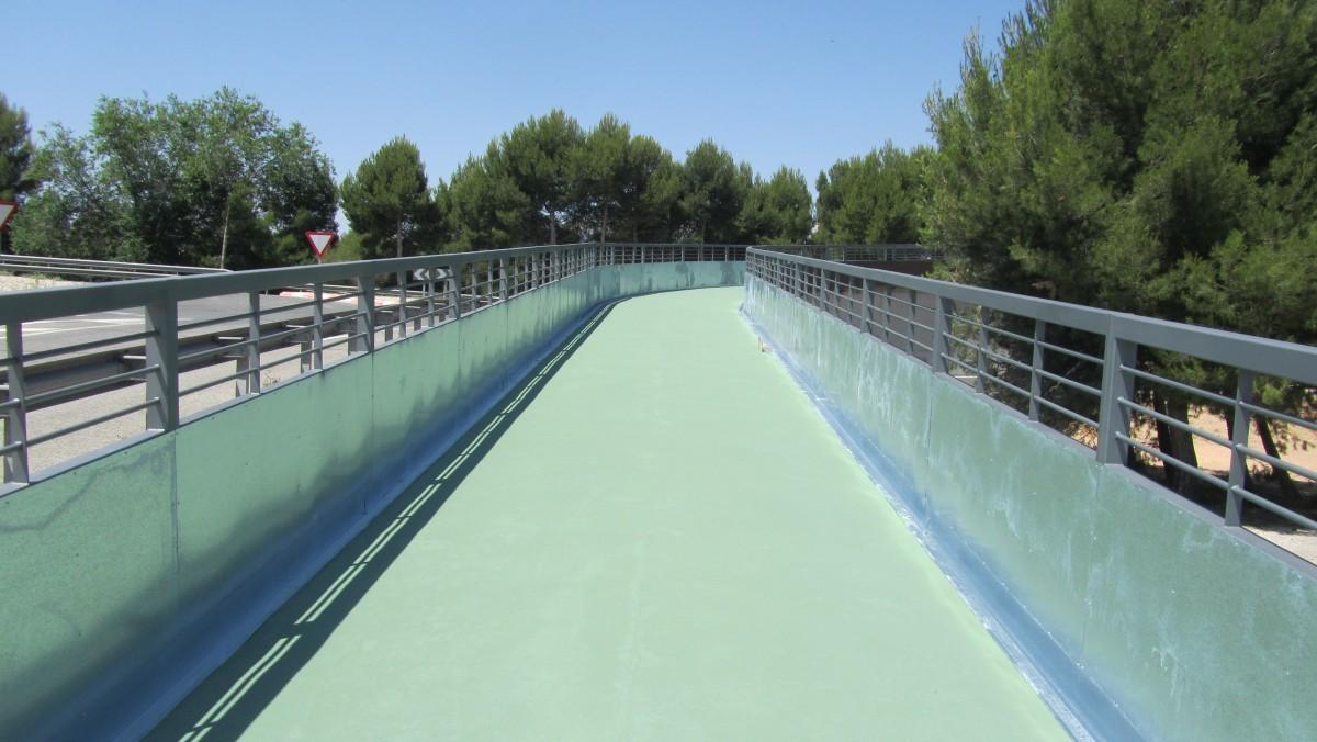 Acceso Albacete (Circuito del motor – Autovía A-31)