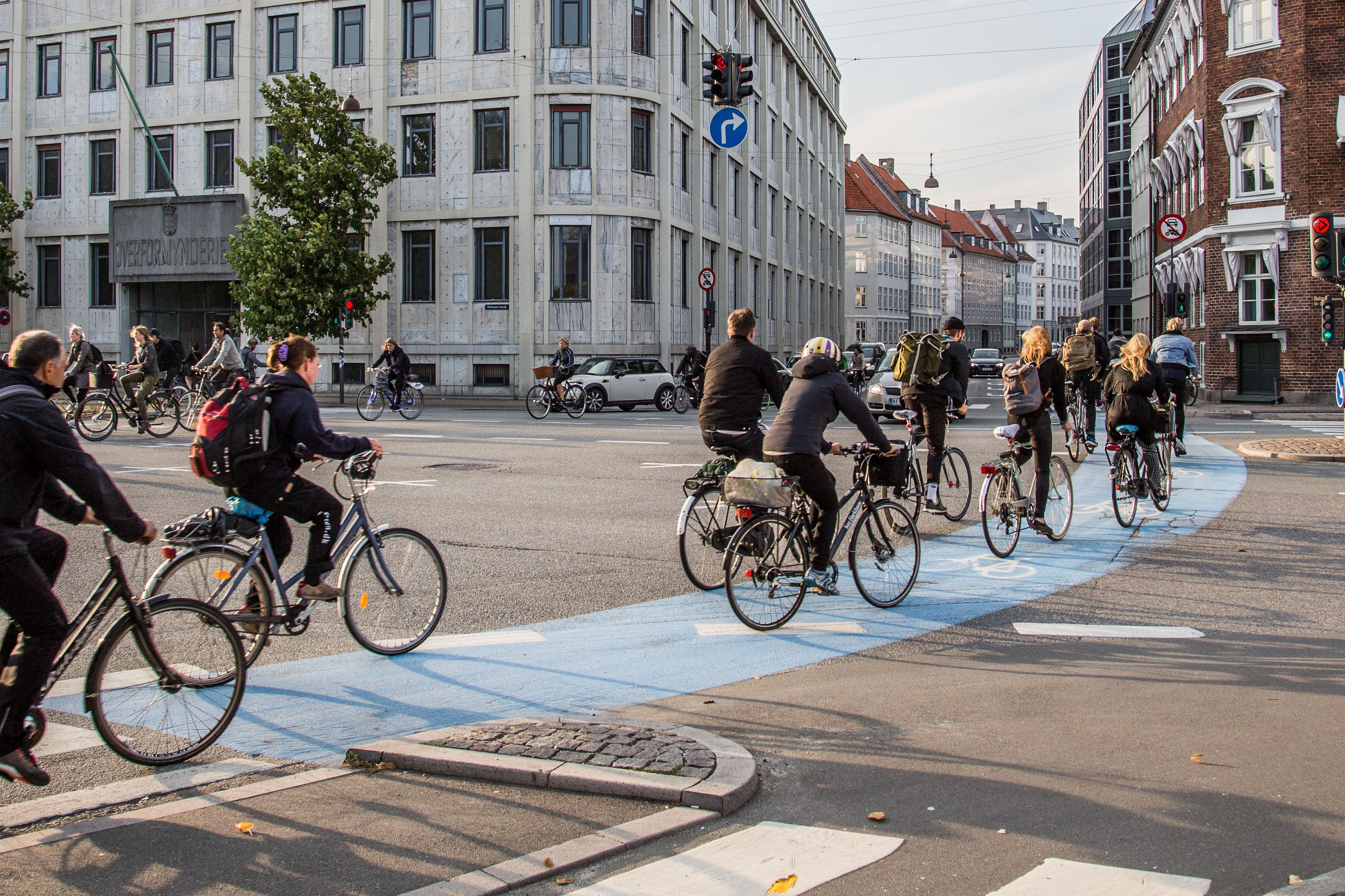 Investigan un algoritmo para predecir los accidentes de bici por la ciudad