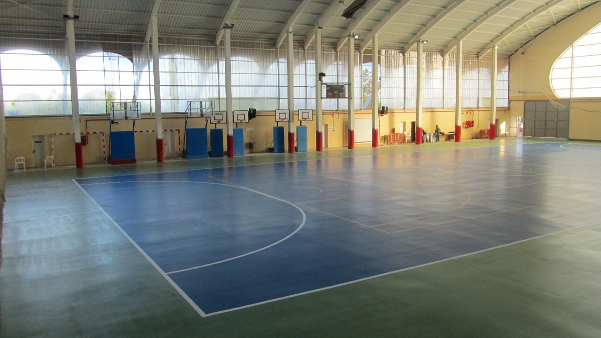 Revestimiento Pabellón polideportivo cubierto en Xeraco (Valencia)