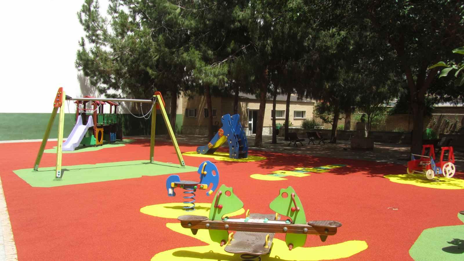 Colegio Esclavas Parque Infantil