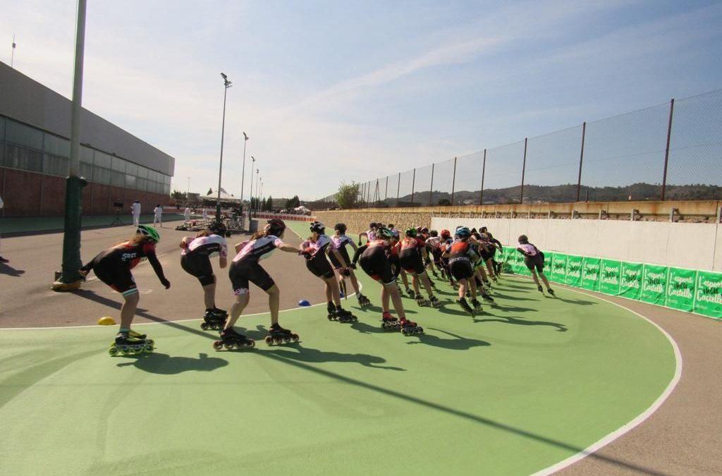 Pista Patinaje Polideportivo Chencho (Castellón)