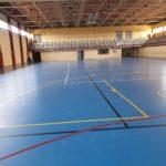 Pabellón Colegio Carmelitas Elche Retoping Global Grass Flex PU