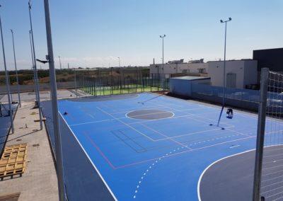Universidad CEU San Pablo Nuevo centro deportivo Moncada