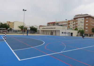 Colegio Mariano Benlliure en Aldaia