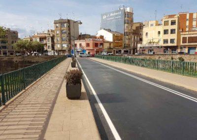 Puente de Burriana (Castellón)