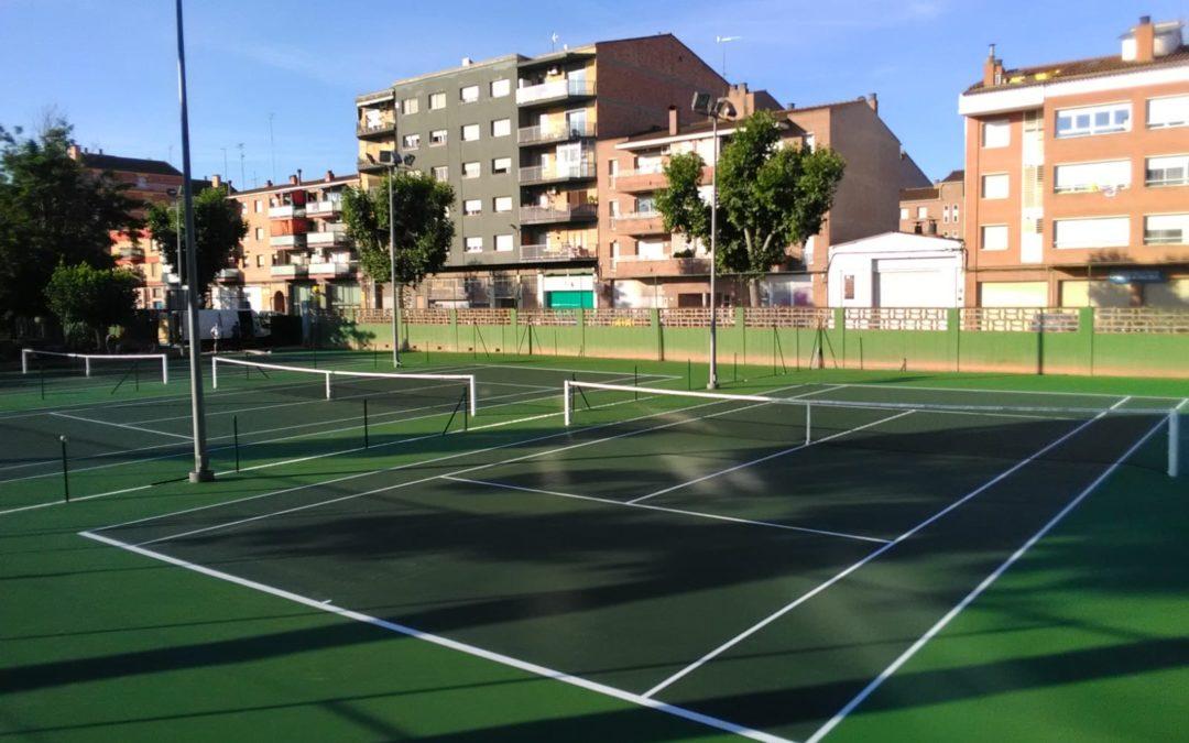 PISTAS TENIS CLUB SICORIS (LLEIDA)