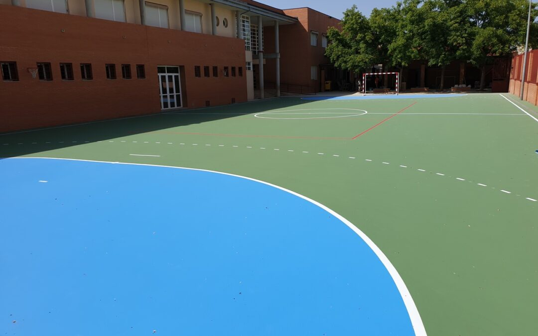 CEIP SANT PERE EN REAL POLIDEPORTIVA